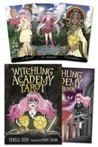 Llewellyn Witchling Academy Tarot