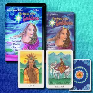 AGM Oracle of the Goddess, set