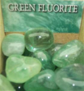 Lo Scarabeo Grön Fluorit - Green Fluorite