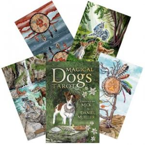 Llewellyn Magical Dogs Tarot