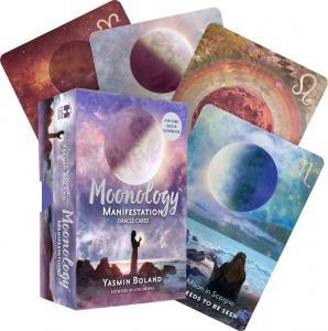 Hay House UK Ltd Moonology Manifestation Oracle