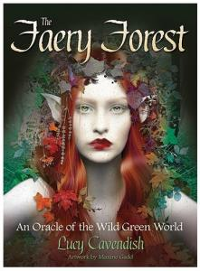 Blue Angel The Faery Forest Oracle - Set