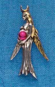 Regnbågsvävar Halsband - Isis Faerie, Fertilitet