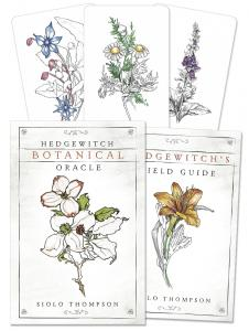 Llewellyn Hedgewitch Botanical Oracle - Set