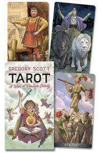 Lo Scarabeo Gregory Scott Tarot