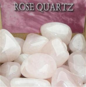 Lo Scarabeo Rosenkvarts - Rose Quartz
