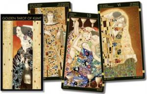 Lo Scarabeo Golden Tarot Of Klimt