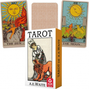 AGM Tarot of A.E. Waite - Premium