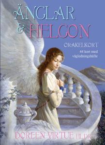 Stjärndistribution Änglar & helgon orakelkort (på Svenska)