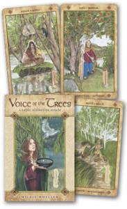 Llewellyn Voice of the Trees - Keltiska Orakelkort, Set