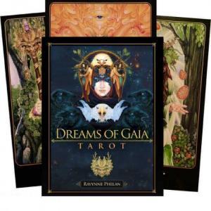 Blue Angel Dreams of Gaia