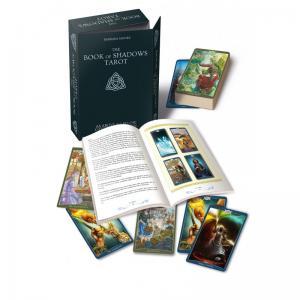Lo Scarabeo The Book of Shadows Tarot - Komplett Set