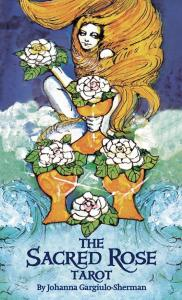 US Games Systems Sacred Rose Tarot