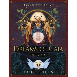 Blue Angel Dreams of Gaia Tarot - Pocket