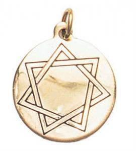 Regnbågsvävar Amulett - Den Mystiska Stjärnan