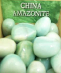 Lo Scarabeo Kinesisk Amazonit - China Amazonite