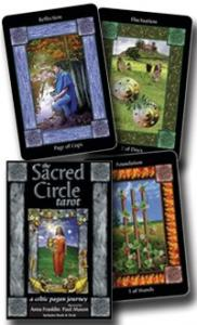 Llewellyn Sacred Circle Tarot