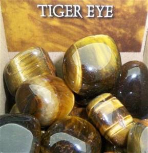 Regnbågsvävar Tigeröga - Tiger Eye