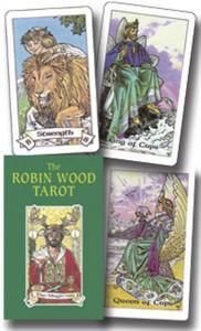 Llewellyn Robin Wood Tarot