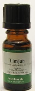 Ancient Wisdom s.r.o. Eterisk olja - Timjan