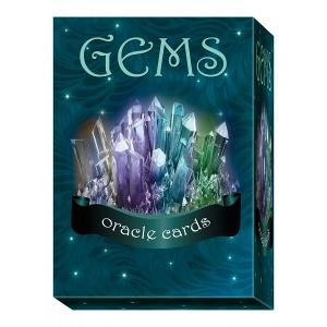 Lo Scarabeo Gems Oracle Cards