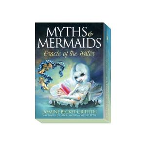 Blue Angel Myths & Mermaids Orakelkort
