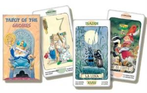 Lo Scarabeo Tarot Of The Gnomes