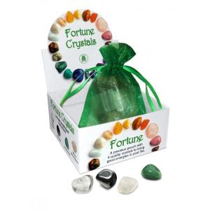 Lo Scarabeo Crystal Talisman Fortune - Rikedom