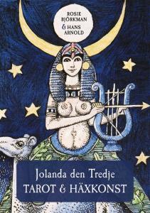 Stjärndistribution Jolanda den tredjes bok om tarot och häxkonst