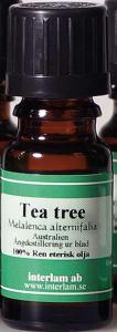 Interlam ab Eterisk olja - Tea-tree