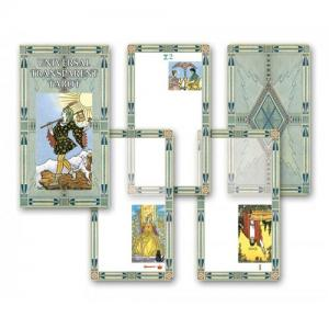 Lo Scarabeo Universal Transparent Tarot