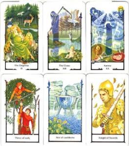 AGM Tarot Of The Old Path