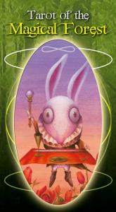 Lo Scarabeo Tarot of the Magical Forest