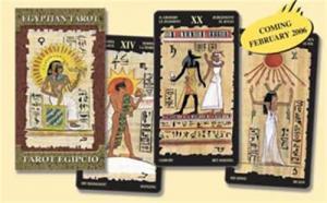 Lo Scarabeo Egyptian Tarot, Maxi