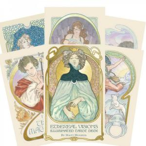 US Games Systems Ethereal Visions Illuminated Tarot