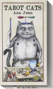 Fournier TAROT CATS BY ANA JUAN