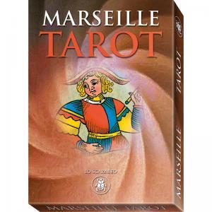 Lo Scarabeo Marseille Tarot - Grand Trumps