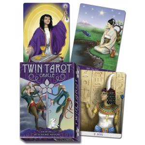 Lo Scarabeo Twin Tarot Oracle