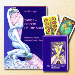 AGM Crowley Tarot: Mirror of the Soul Set