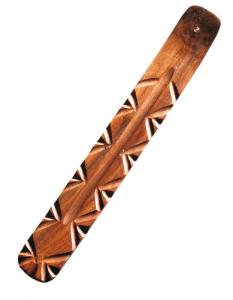 Berk Esoterik Rökelsehållare i trä - Zigzag