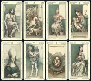 Lo Scarabeo Leonardo Da Vinci Tarot