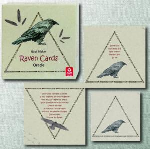 AGM Raven Cards Oracle