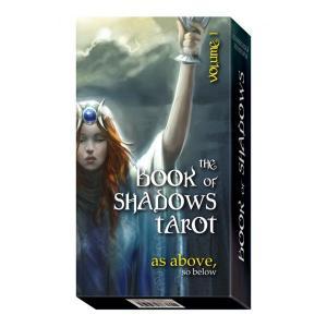 Lo Scarabeo The Book of Shadows Tarot - vol I - As above
