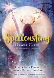 Hay House UK Ltd Spellcasting Oracle Cards