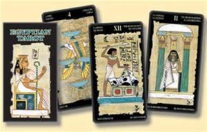 Lo Scarabeo Egyptian Tarot av P Alligo/S Alasia