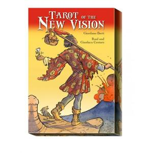 Lo Scarabeo Tarot of the New Vision, Set