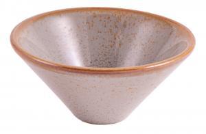 Berk Esoterik Rökelsekärl i keramik, grå 5 cm hög