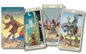 Lo Scarabeo Tarot Of The New Vision