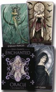 Llewellyn Enchanted Oracle, Set