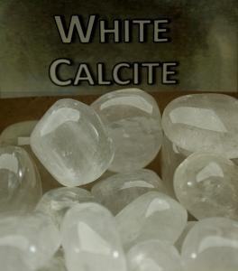eKnallen Vit Kalcit - White Calcite